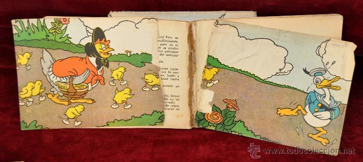 Libros antiguos: LOTE DE 3 CUENTOS DE LA EDITORIAL MOLINO (WALT DISNEY) - Foto 10 - 54061887