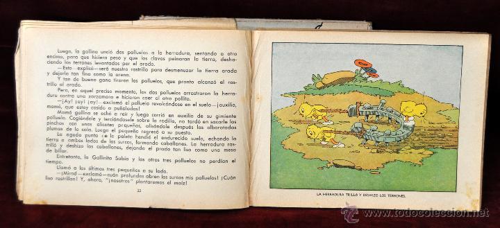 Libros antiguos: LOTE DE 3 CUENTOS DE LA EDITORIAL MOLINO (WALT DISNEY) - Foto 11 - 54061887