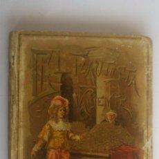 Libros antiguos: EL FLAUTISTA VALIENTE, BIBLIOTECA ILUSTRADA PARA NIÑOS, EDITORIAL SATURNINO CALLEJA, AÑO 1900. Lote 54083382