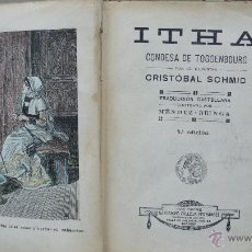 Libros antiguos: ITHA CONDESA DE TOGGENBOURG. C. SCHMID. SATURNINO CALLEJA. (C. 1910). . Lote 54102570