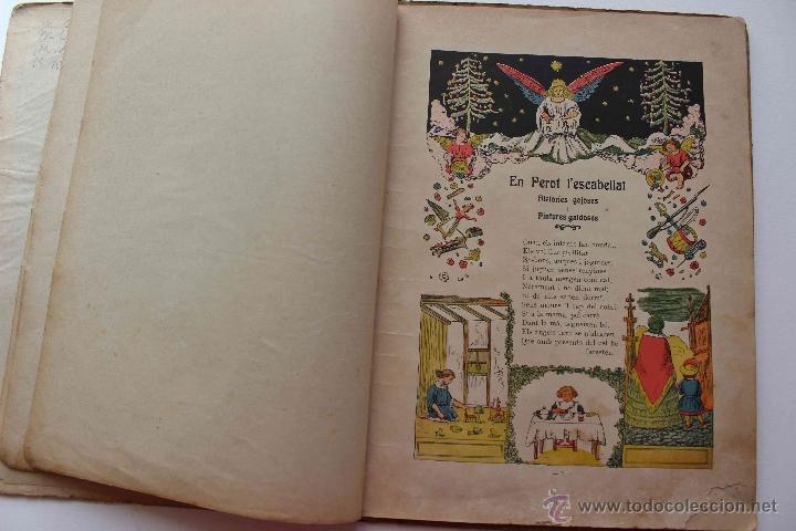 Libros antiguos: En Perot l'escabellat. Der Struwwelpeter.Heinrich Hoffmann. Primera edició, 1913. Català - Foto 8 - 54512390