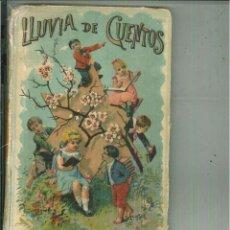 Libros antiguos: LLUVIA DE CUENTOS. CUENTOS DE CALLEJA. Lote 54532785