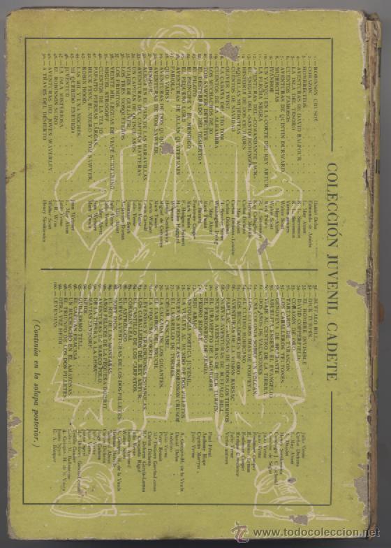 Libros antiguos: EL CHANCELLOR-JULIO VERNE-EDITORIAL MATEU - Foto 2 - 54562719