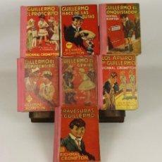 Libros antiguos: 6909 - EDITORIAL MOLINO,7 EJEMPLARES.(VER DESCRIP). R. CROMPTON. 1935/1951.. Lote 51665708