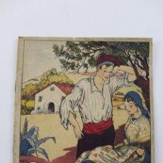 Libros antiguos: CU-121. NICK CONTE DE MITJA NIT PER CARME KARR 1931. Lote 54876611