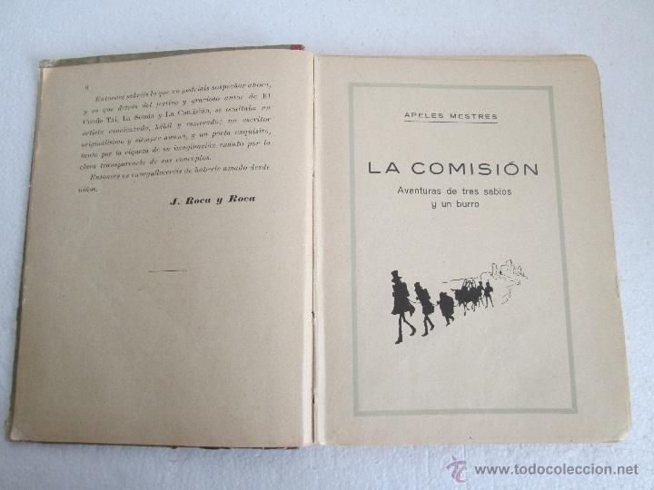 Libros antiguos: DOS LIBROS: CUENTOS VIVOS. APELES MESTRES. SERIE PRIMERA Y SEGUNDA. 1929 Y 1931. VER FOTOGRAFIAS - Foto 16 - 54947157