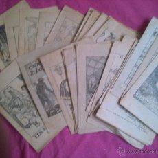 Libros antiguos: LOTE DE 47 CUENTOS ANTIGUOS EN CATALÁ. COLECCIÓ EN PATUFET. Lote 55011408