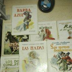 Libros antiguos: CUENTOS ILUSTRADOS PARA NIÑOS RAMON SOPENA. Lote 56090295
