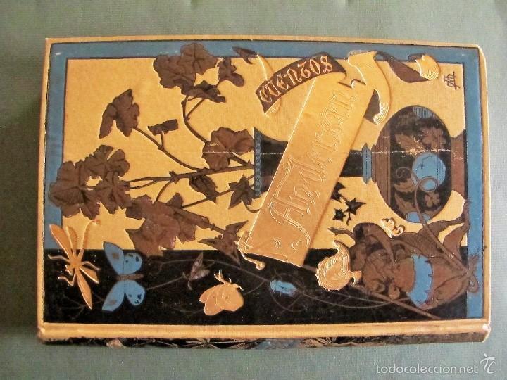 CUENTOS DE ANDERSEN AÑO 1908 (Libros Antiguos, Raros y Curiosos - Literatura Infantil y Juvenil - Cuentos)