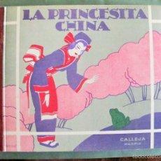 Libros antiguos: LA PRINCESITA CHINA Y OTROS CUENTOS-MIS CUENTOS FAVORITOS-MADRID 1920. Lote 56155139