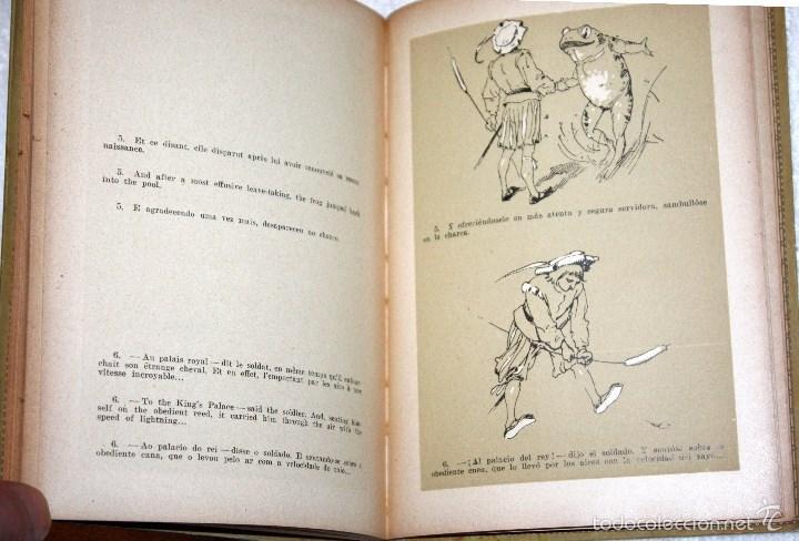 Libros antiguos: CUENTOS VIVOS 1931. APELES MESTRES. 2ª EDICIÓN. INDUSTRÍAS GRÁFICAS SEIX Y BARRAL HNOS. S.A. 173 PG - Foto 3 - 56225163