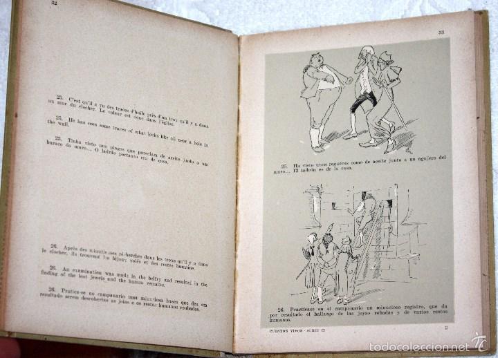 Libros antiguos: CUENTOS VIVOS 1931. APELES MESTRES. 2ª EDICIÓN. INDUSTRÍAS GRÁFICAS SEIX Y BARRAL HNOS. S.A. 173 PG - Foto 5 - 56225163