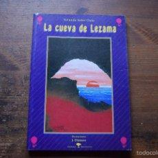 Libros antiguos: LA CUEVA DE LEZAMA, YOLANDA SOLER ONIS, BENCHOMO1995, ILUSTRACIONES J. DAMASO. Lote 56500742
