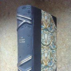 Libros antiguos: CUENTOS DE HADAS SIGLO XVIII. LE CABINET DES FÉES OU COLLECTION CHOISIE DES CONTES (1786) ¡¡BONITO!!. Lote 78469961