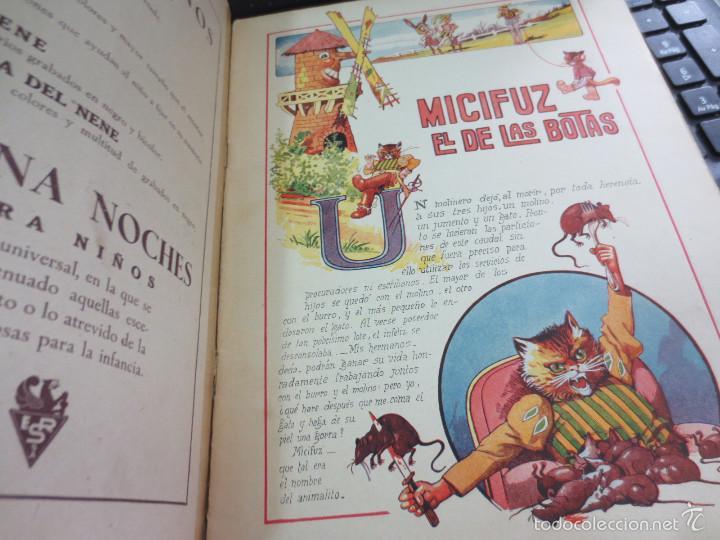 Libros antiguos: CUENTO DE PERRAULT CUENTOS EN COLOR IV MICIFUZ EL DE LAS BOTAS EDIT RAMON SOPENA AÑOS 30 - Foto 5 - 56715776