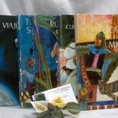 Libros antiguos: AÑO 1975-1977.- LOTE DE 6 TOMOS DE LA COLECCION LECTURA EVEREST 2OOO.. Lote 56830693