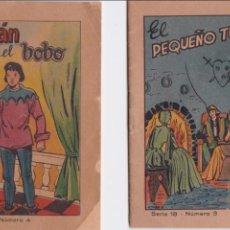 Libros antiguos: P- 5746. PAREJA DE CUENTOS TESORO DE CUENTOS, BRIGUERA. . Lote 57080266