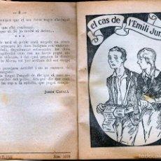 Libros antiguos: COL·LECCIÓ D'EN PATUFET, 1912 44 PETITS CONTES, 22 DE JORDI CATALÀ, I 22 DE R. BIR., 10X12 CM.. Lote 57112116