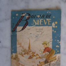 Libros antiguos: CUENTO BOLITA DE NIEVE EDITORIAL ROMA . Lote 57149105