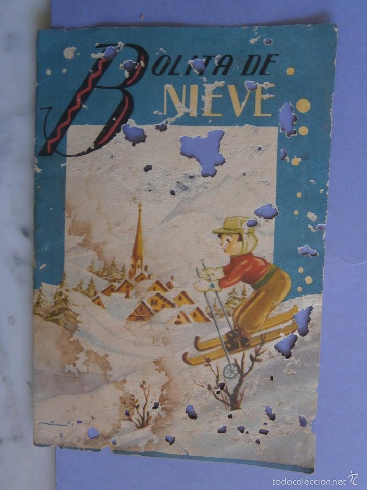 Libros antiguos: cuento bolita de nieve editorial roma - Foto 2 - 57149105