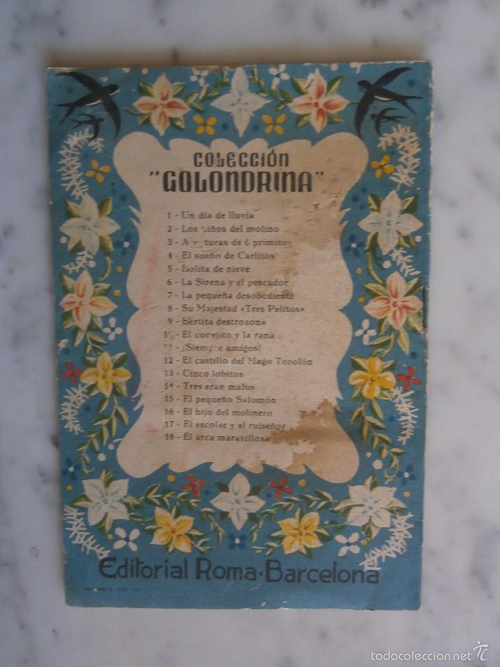 Libros antiguos: cuento bolita de nieve editorial roma - Foto 3 - 57149105