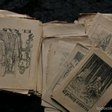 Libros antiguos: LOT 140 CONTES EN PATUFET - . Lote 57187698