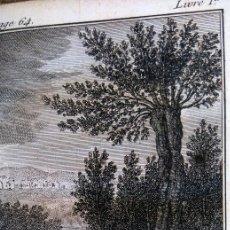 Libros antiguos: BIBLIOFILOS,LIBRO FABULAS DE LA FONTAINE-FABLES,1809,12 GRABADOS ,EPOCA EMPERADOR NAPOLEON BONAPARTE. Lote 57218448