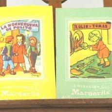 Libros antiguos: LP- 259 - COLECCIÓN MARGARITA. 4 EJEMPLARES (VER DESCRIP). VV. AA. S/F.. Lote 57301852