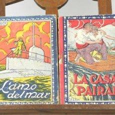 Libros antiguos: LP-262 - LLIBRERIA VARIA. 4 EJEMPLARES(VER DESCRIP). VV. AA. S/F.. Lote 57302252