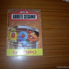 Alte Bücher - ABRETE SESAMO Nº 8 EL TIEMPO EDITA BRUGUERA - 57310566