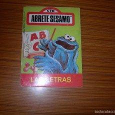 Alte Bücher - ABRETE SESAMO Nº 3 LAS LETRRAS EDITA BRUGUERA - 57310597