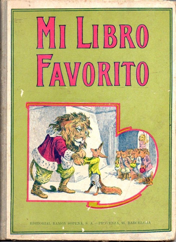 HAMER : MI LIBRO FAVORITO (SOPENA, 1936) (Libros Antiguos, Raros y Curiosos - Literatura Infantil y Juvenil - Cuentos)