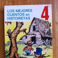 Libros antiguos: LOS MEJORES CUENTOS EN HISTORIETAS - CUENTO NAVIDAD - TOM SAWYER - CASCANUECES - MAGO DE OZ - RAF,. Lote 57438504