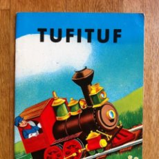 Libri antichi: CUENTO INFANTIL DE - TUFITUF - UN LIBRO BONNY. Lote 57439598