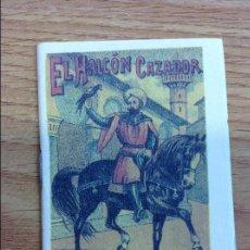Libros antiguos: CUENTOS DE CALLEJA EL HALCÓN CAZADOR. Lote 57641605