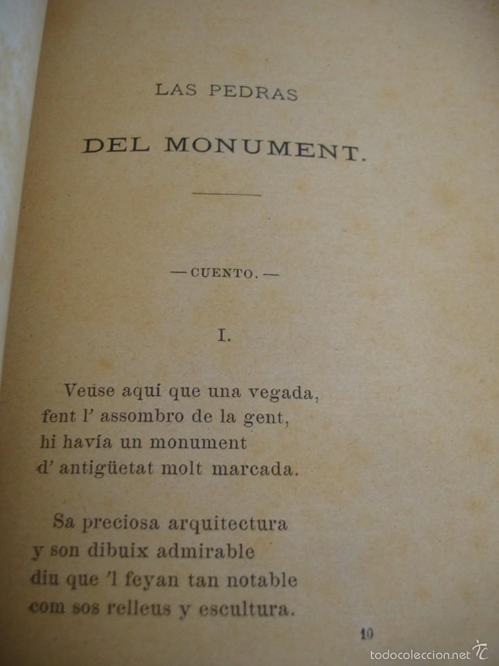 Libros antiguos: Cuentos de la Vora del Foch. Serafí pitarra - Foto 5 - 57775689