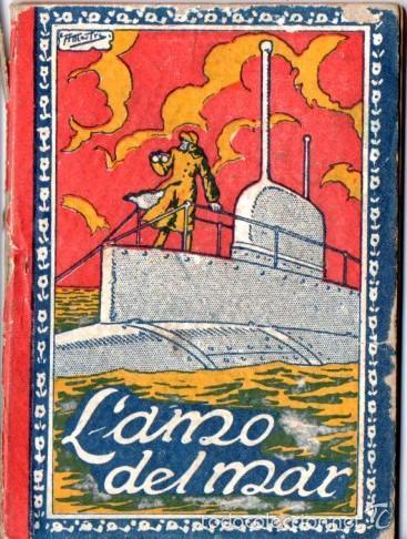 LUIS ALMERICH : L'AMO DEL MAR (NOVEL·LA INFANTIL CATALANA LLIBRERIA VARIA C. 1930) (Libros Antiguos, Raros y Curiosos - Literatura Infantil y Juvenil - Cuentos)