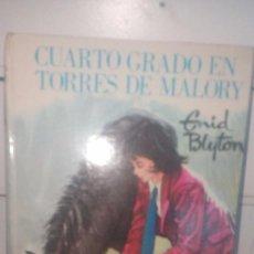 Libros antiguos: CUARTO GRADO EN TORRES DE MALORY. 1 EDICIN.. Lote 58624734