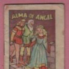 Libros antiguos: MINI CUENTO COLE TESORO DE CUENTOS BRUGUERA - SERIE 2ª Nº 7 - ALMA DE ANGEL. Lote 58787891