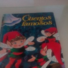 Libros antiguos: CUENTOS FAMOSOS - Nº 6 - LAIDA. Lote 59583583