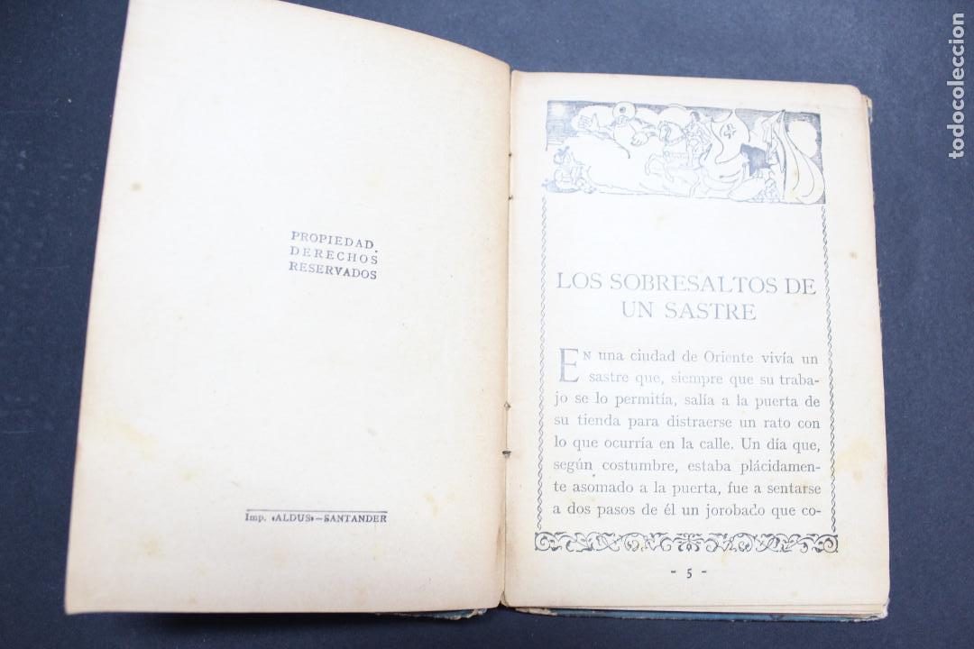 Libros antiguos: L- 3979. LOS SOBRESALTOS DE UN SASTRE, ED. SATURNINO CALLEJA. - Foto 3 - 61979556