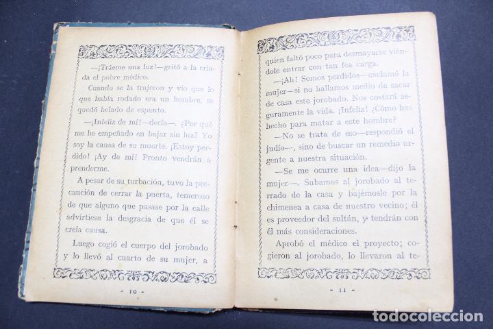 Libros antiguos: L- 3979. LOS SOBRESALTOS DE UN SASTRE, ED. SATURNINO CALLEJA. - Foto 4 - 61979556
