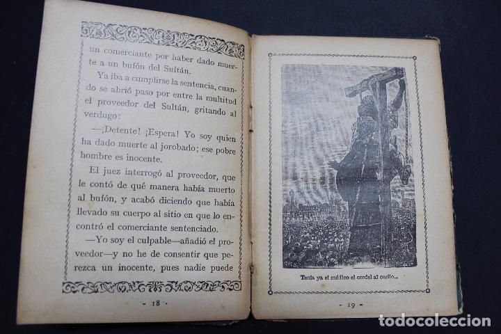 Libros antiguos: L- 3979. LOS SOBRESALTOS DE UN SASTRE, ED. SATURNINO CALLEJA. - Foto 5 - 61979556
