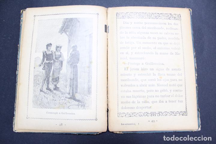 Libros antiguos: L- 3979. LOS SOBRESALTOS DE UN SASTRE, ED. SATURNINO CALLEJA. - Foto 6 - 61979556