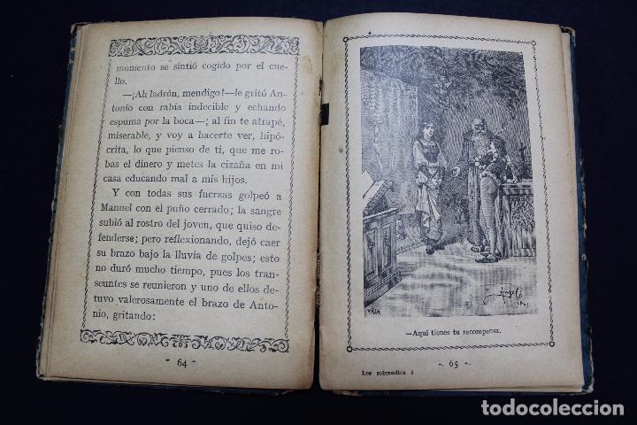 Libros antiguos: L- 3979. LOS SOBRESALTOS DE UN SASTRE, ED. SATURNINO CALLEJA. - Foto 7 - 61979556