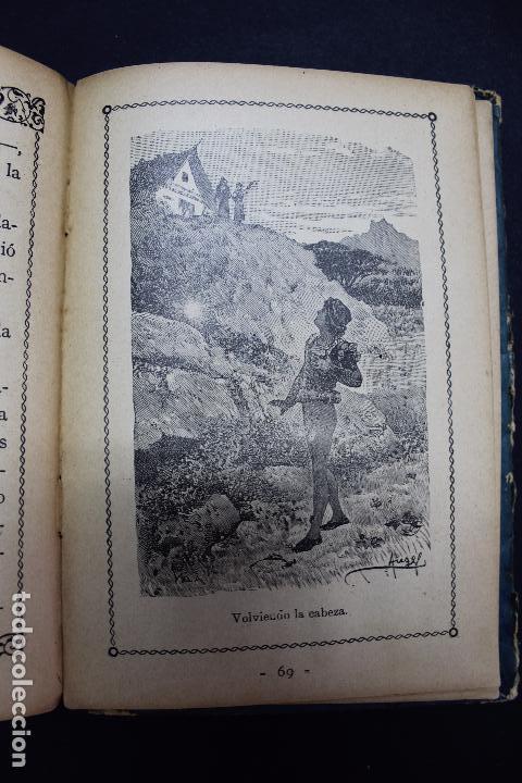 Libros antiguos: L- 3979. LOS SOBRESALTOS DE UN SASTRE, ED. SATURNINO CALLEJA. - Foto 8 - 61979556