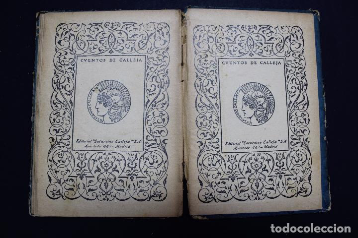 Libros antiguos: L- 3979. LOS SOBRESALTOS DE UN SASTRE, ED. SATURNINO CALLEJA. - Foto 10 - 61979556