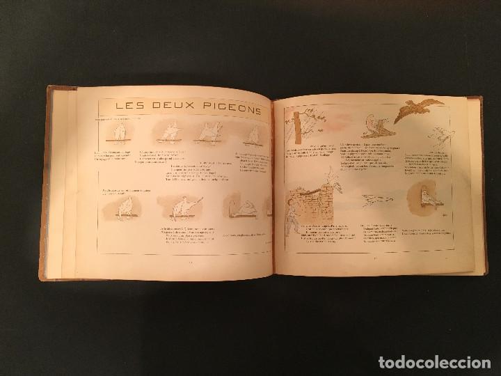 Libros antiguos: 1888 LA FONTAINE & BOUTET de MONVEL: Fables choisies pour les enfants et illustrées - FABULAS - Foto 12 - 62598792