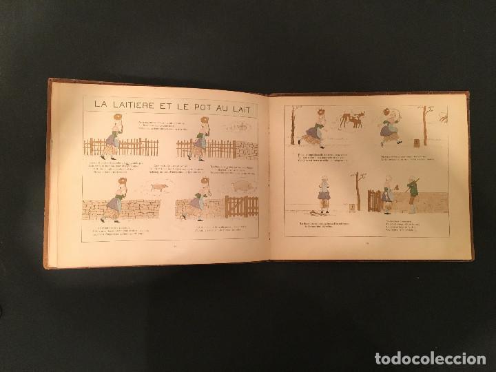 Libros antiguos: 1888 LA FONTAINE & BOUTET de MONVEL: Fables choisies pour les enfants et illustrées - FABULAS - Foto 21 - 62598792