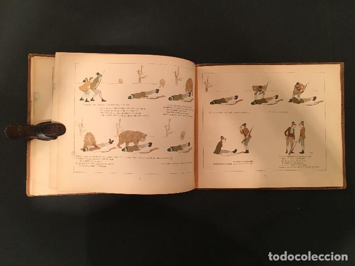 Libros antiguos: 1888 LA FONTAINE & BOUTET de MONVEL: Fables choisies pour les enfants et illustrées - FABULAS - Foto 26 - 62598792